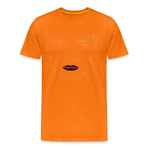 Cara - Men's Premium T-Shirt