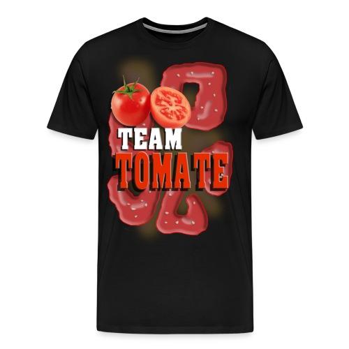 Team Tomate - Männer - Männer Premium T-Shirt