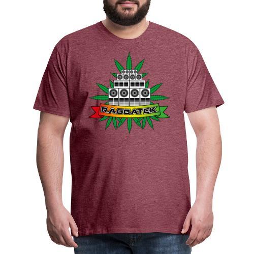 Raggatek Sound System - Men's Premium T-Shirt