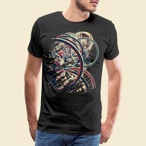 Radball | Cycle Ball Break 1 - Männer Premium T-Shirt