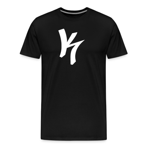 K-Snapback - Männer Premium T-Shirt
