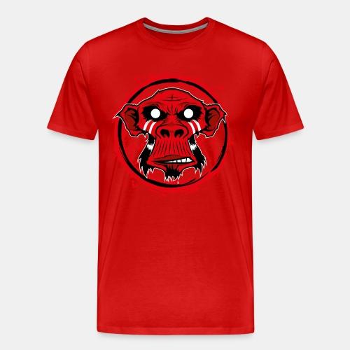 monkey-3 - Männer Premium T-Shirt
