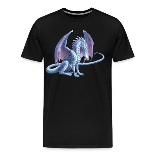 Eisdrache - Männer Premium T-Shirt
