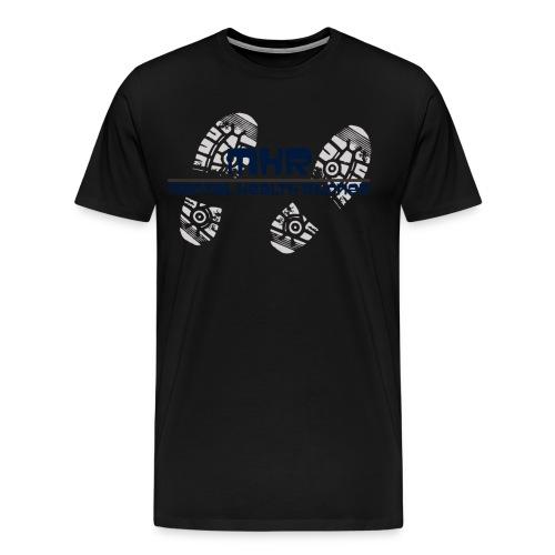 Mentalhealthrunner logo - Men's Premium T-Shirt