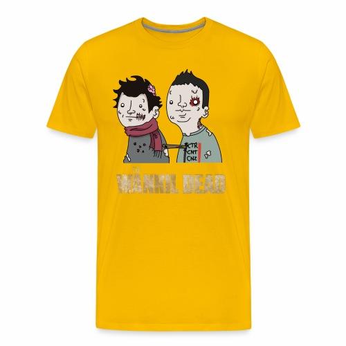 The Wankil Dead - T-shirt Premium Homme