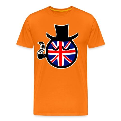 UKball - Men's Premium T-Shirt
