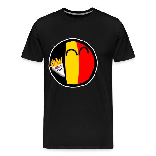 Belgiumball - Men's Premium T-Shirt