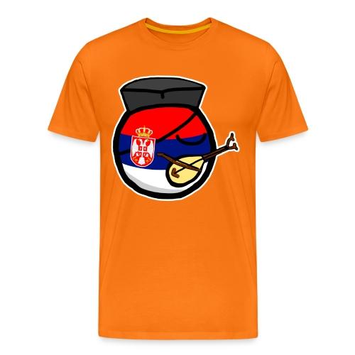 Serbiaball - Men's Premium T-Shirt