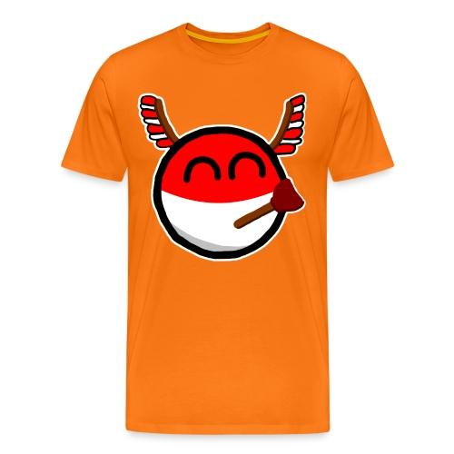 Polandball - Men's Premium T-Shirt
