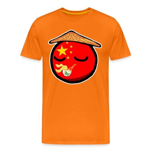 Chinaball - Men's Premium T-Shirt