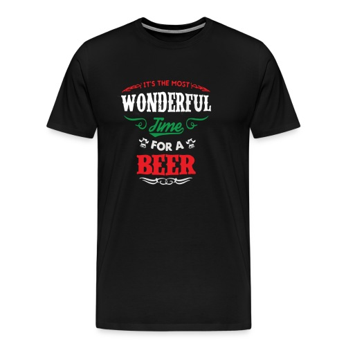 Beer Wonderful - T-shirt Premium Homme