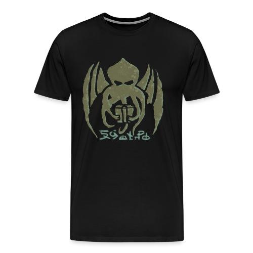 chtulhu02 - Camiseta premium hombre