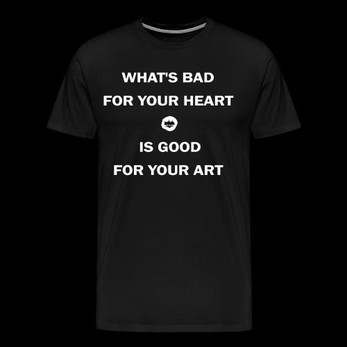 ART - Männer Premium T-Shirt