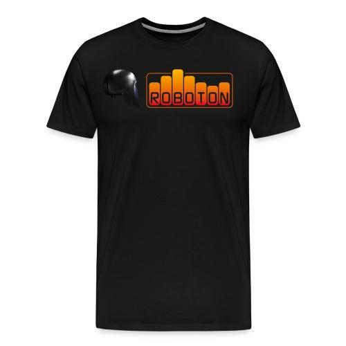 Headlinks Logo freigestellt png - Men's Premium T-Shirt