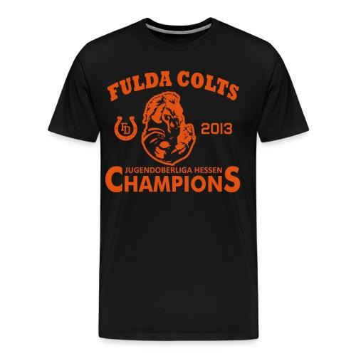 champions2 - Männer Premium T-Shirt