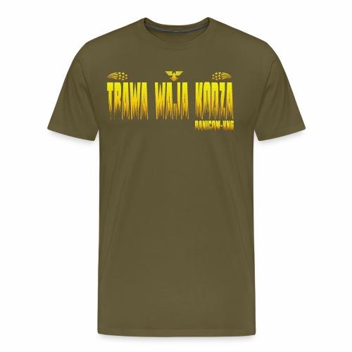 KNG JN - T-shirt Premium Homme