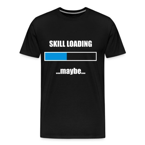 skill-loading - T-shirt Premium Homme