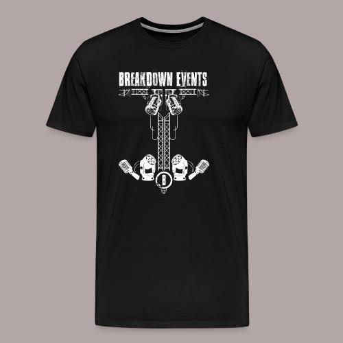 Breakdown Anker Motiv - Männer Premium T-Shirt