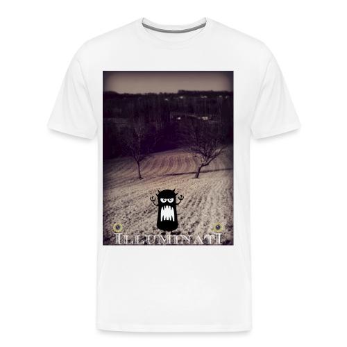illuminati - T-shirt Premium Homme