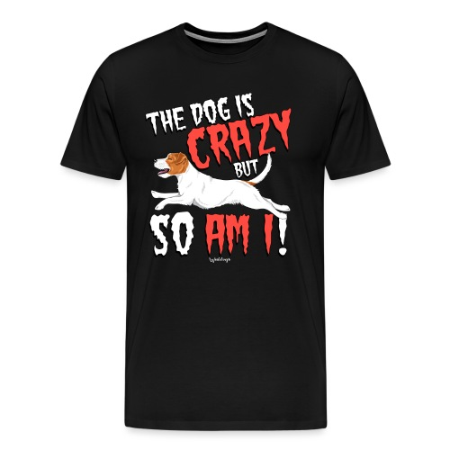 parsoncrazy2 - Men's Premium T-Shirt
