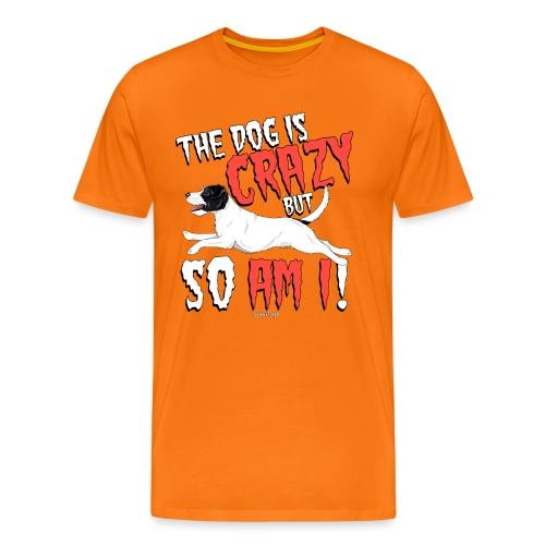 parsoncrazy3 - Men's Premium T-Shirt