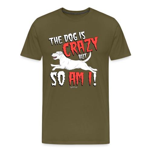 parsoncrazy4 - Men's Premium T-Shirt