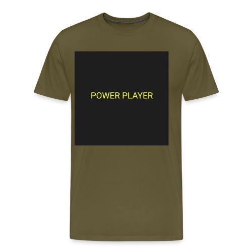 Power player - Maglietta Premium da uomo