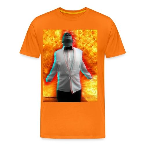 SARO IL MAGGICO - Maglietta Premium da uomo