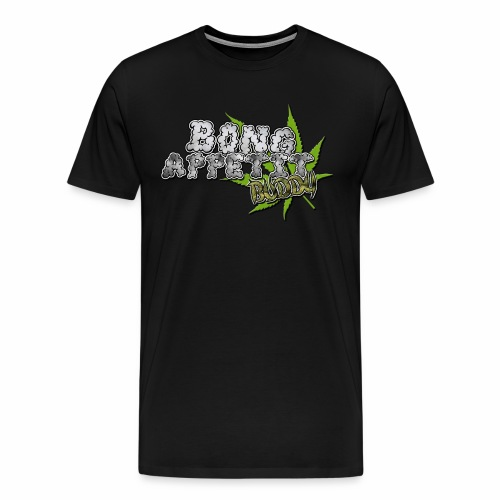 Bong Appetit Buddy - Men's Premium T-Shirt