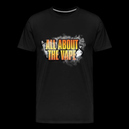 ALL ABOUT THE VAPE - Men's Premium T-Shirt