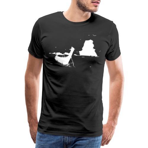Boot Süd-Ost-Asien - Männer Premium T-Shirt