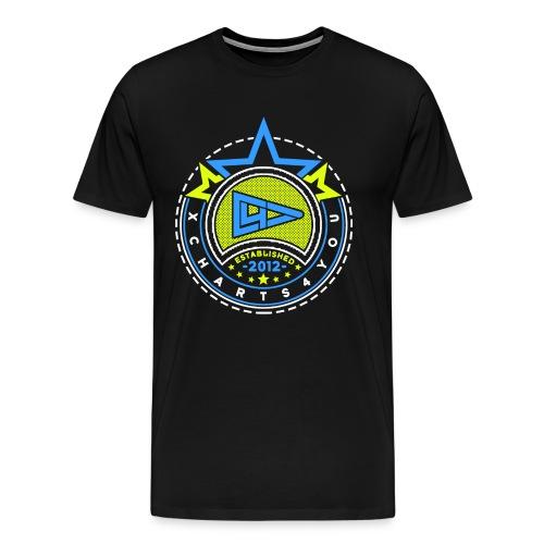 yellow png - Männer Premium T-Shirt