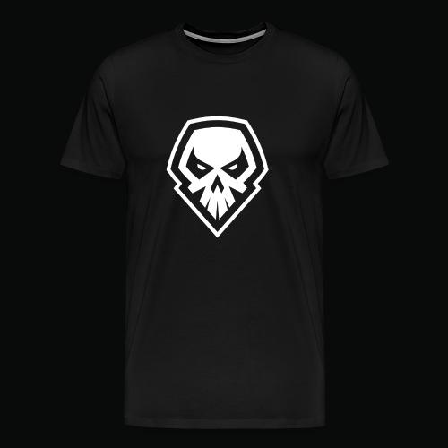 tank logo black - Men's Premium T-Shirt