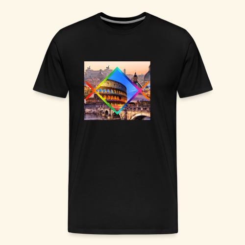 Rome - Maglietta Premium da uomo