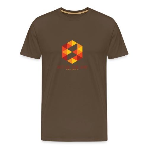 setoftheday png - Männer Premium T-Shirt