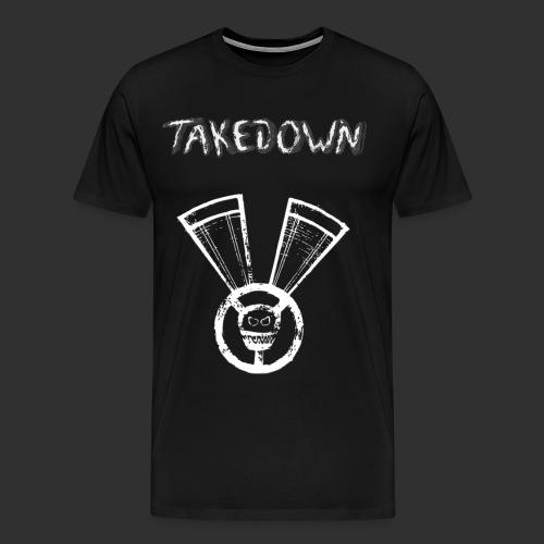 Immortal V-Twin - T-shirt Premium Homme
