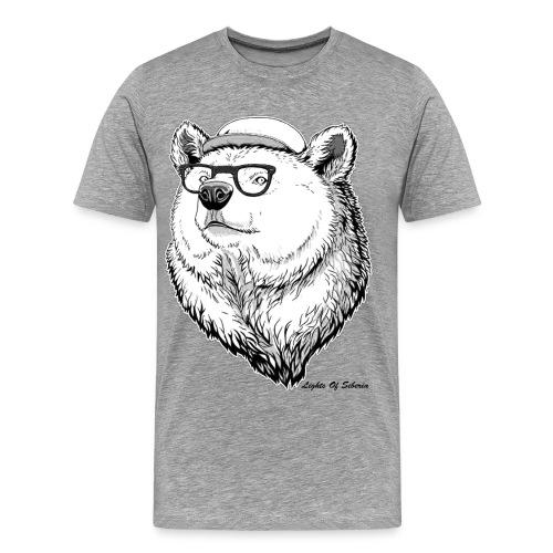 Lights Of Siberia - Men's Premium T-Shirt