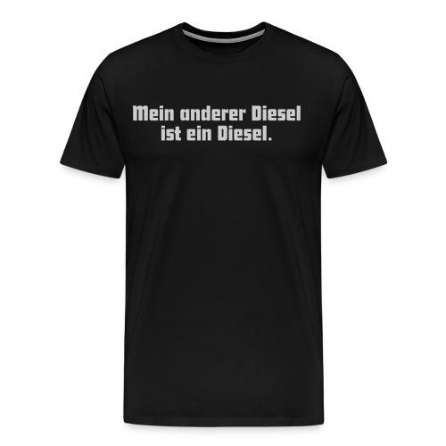 Fahrverbot 2018 - Geschenk für Autofreunde - Männer Premium T-Shirt