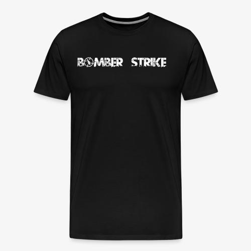 Bomber Strike Banner - T-shirt Premium Homme