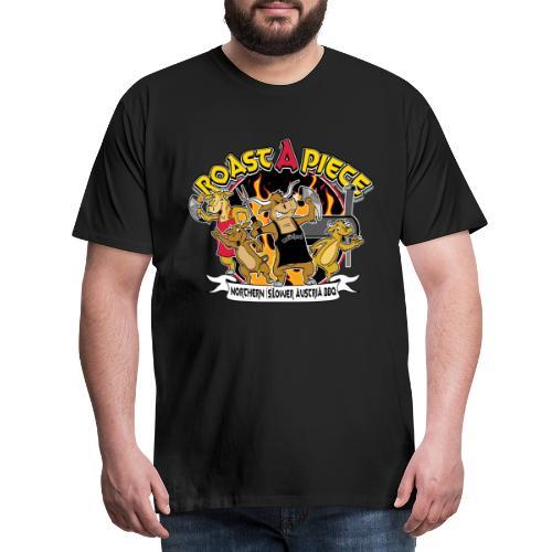Roast a Piece Streetwear - Männer Premium T-Shirt