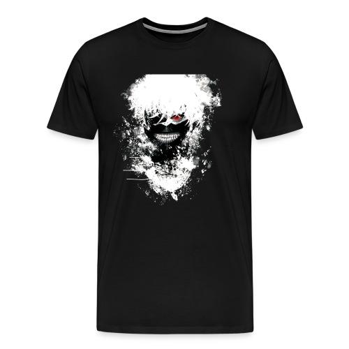 Tokyo Ghoul Kaneki - Men's Premium T-Shirt