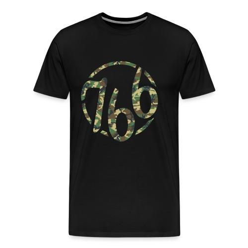 logo camouflage png - Männer Premium T-Shirt