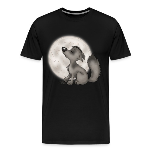 Wölfchen - Männer Premium T-Shirt