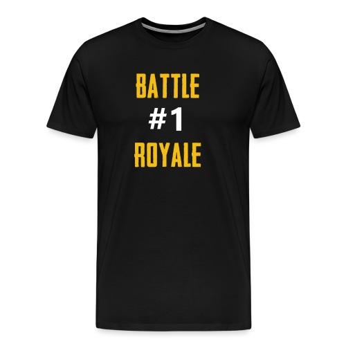 BR1 - T-shirt Premium Homme