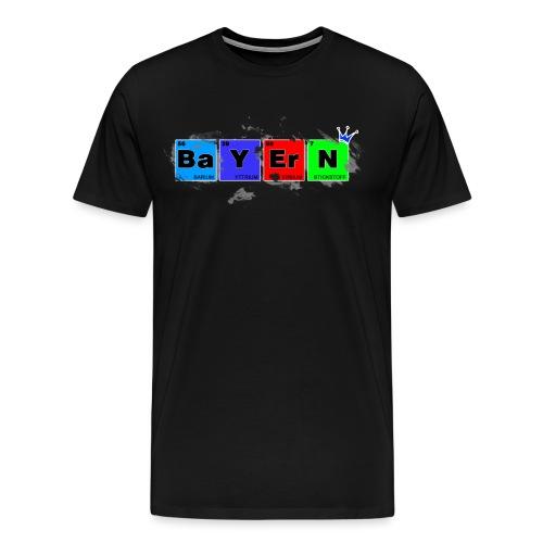 Bayern png - Männer Premium T-Shirt