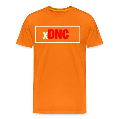 xdncgross png - Männer Premium T-Shirt