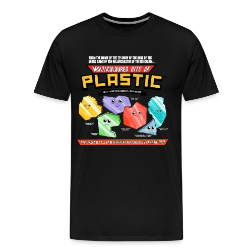 MultiColoured T shirt - Men's Premium T-Shirt