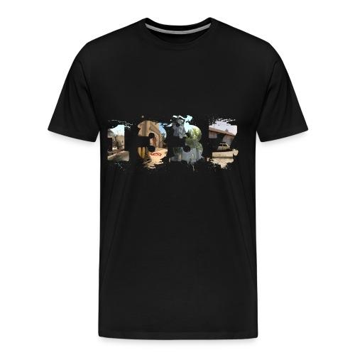 1337 png - Men's Premium T-Shirt