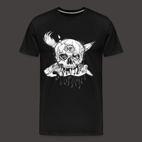 CRANE OF GU - T-shirt Premium Homme