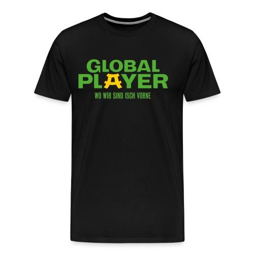 front1 - Männer Premium T-Shirt